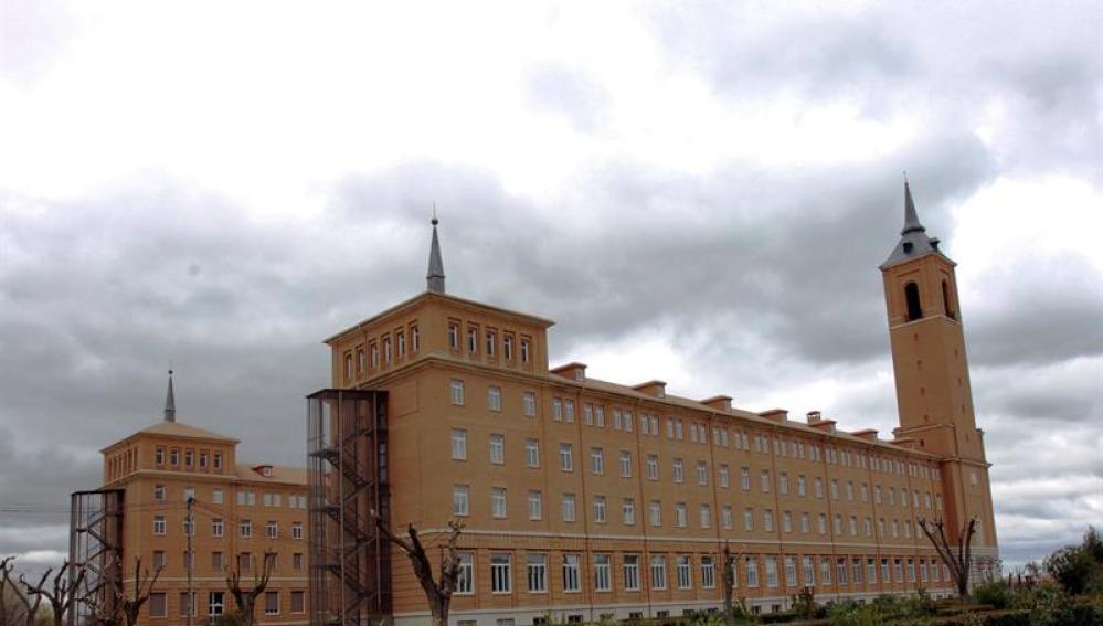 El edificio de la Diócesis de Ciudad Real