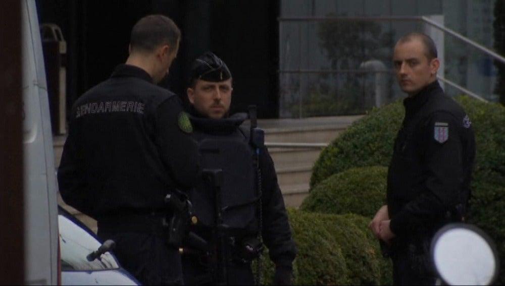 Bélgica detiene a una tercera persona que podría guardar relación con el intento frustrado de atentar en Francia