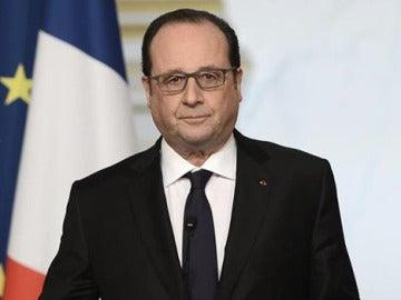 Imagen de François Hollande