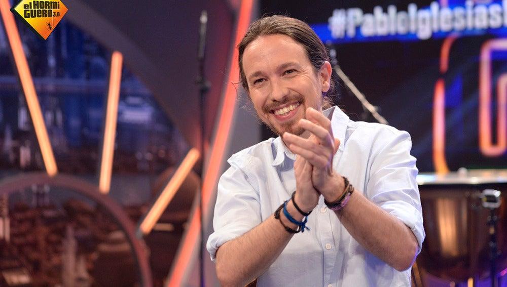 """Pablo Iglesias: """"Ciudadanos es como el PP, pero con menos pasado"""""""