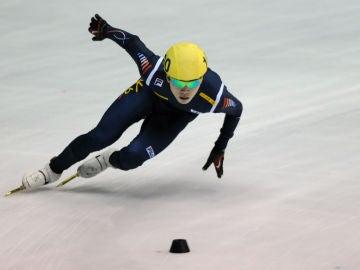 El patinador surcoreano Noh Jin-kyu