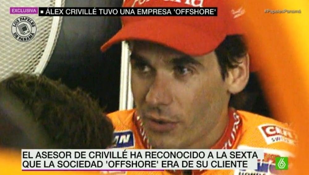 Alex Crivillé, expiloto de motociclismo