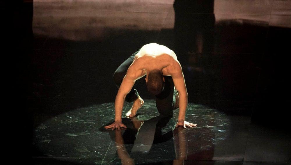 La coreografía de Alejandro López