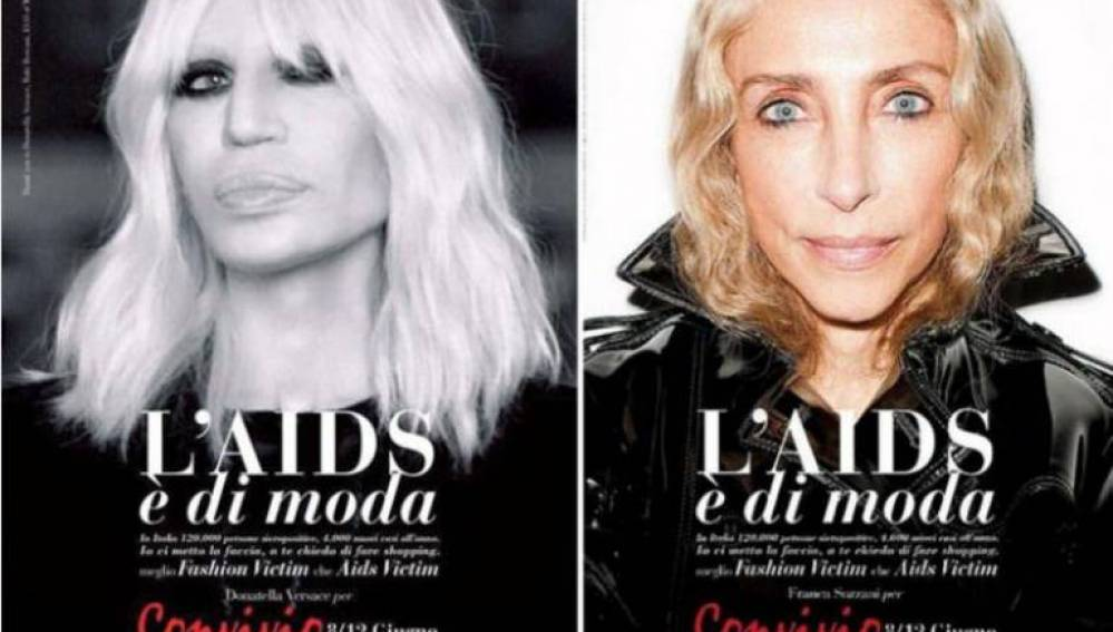 Campaña 'El sida está de moda'