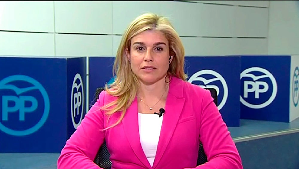 Eva Ortiz en Espejo Público