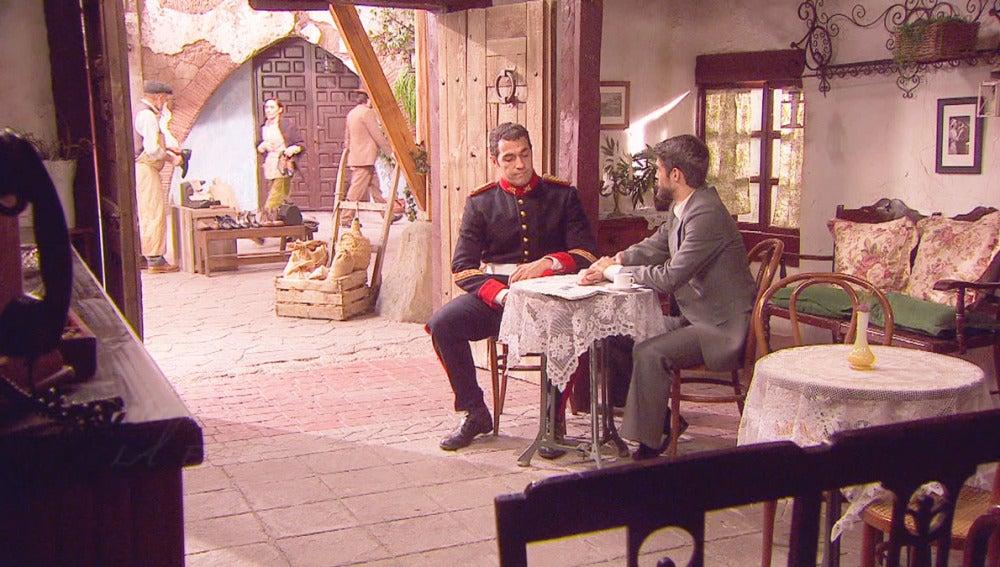 Longinos y Ramiro