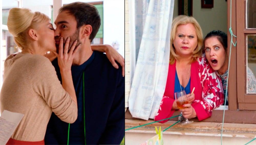 Iñaki y Paulova, un matrimonio ideal ante los celos incontrolables de Carmen