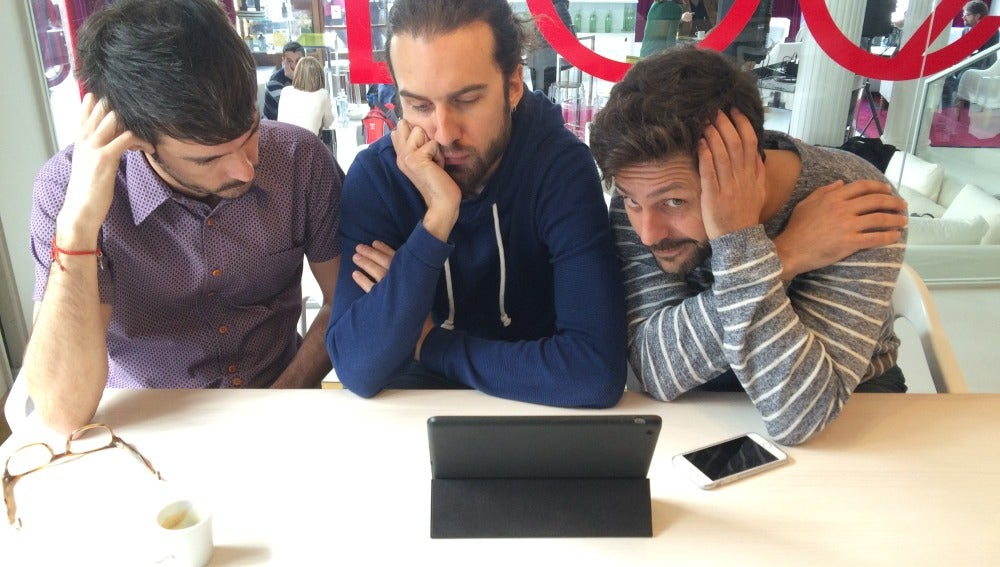 Vetusta Morla en el encuentro digital de Antena 3