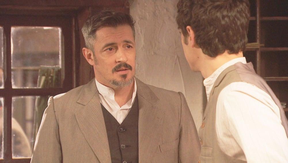 Alfonso y Matías