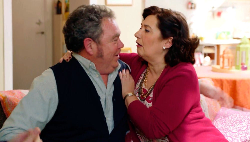 Maritxu y Antonio,un matrimonio perfecto por conseguir la nulidad de Iñaki