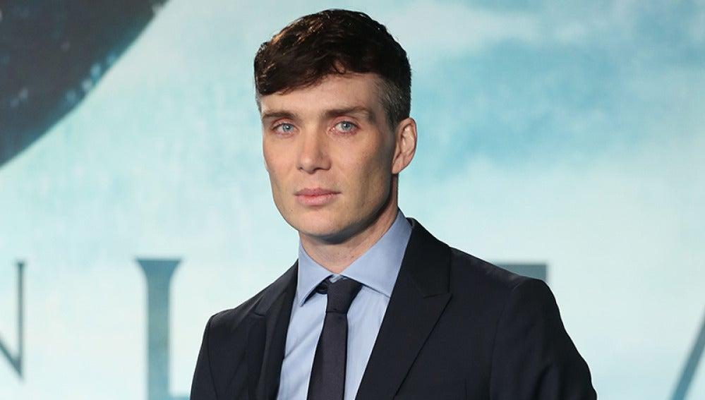 El actor Cillian Murphy