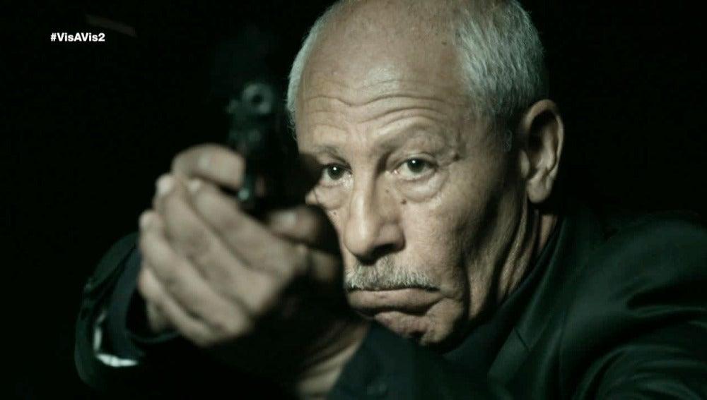 El Sirio mata a Jalapeño y hiere al inspector Castillo