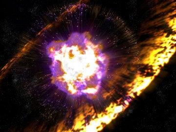 Explosiones estelares (07-04-2016)