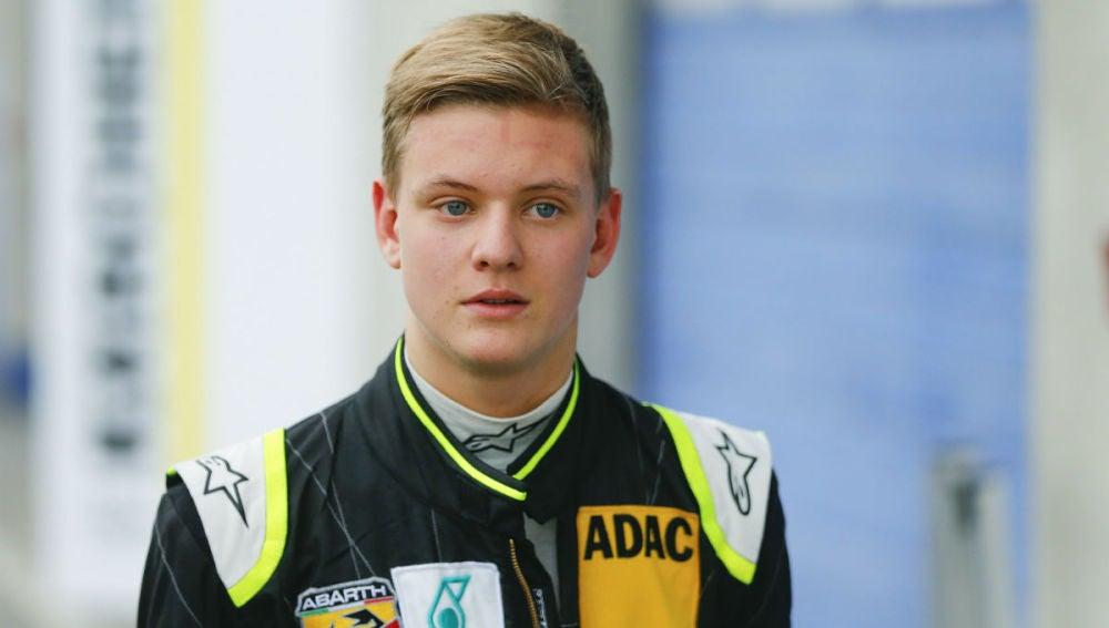 Mick Schumacher, hijo de Michael Schumacher