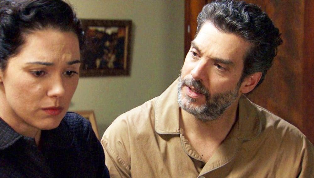 Pepa confiesa a su marido que ya no le quiere