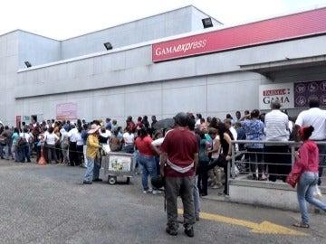 La escasez de comida y medicamentos, el drama convertido en rutina de los venezolanos