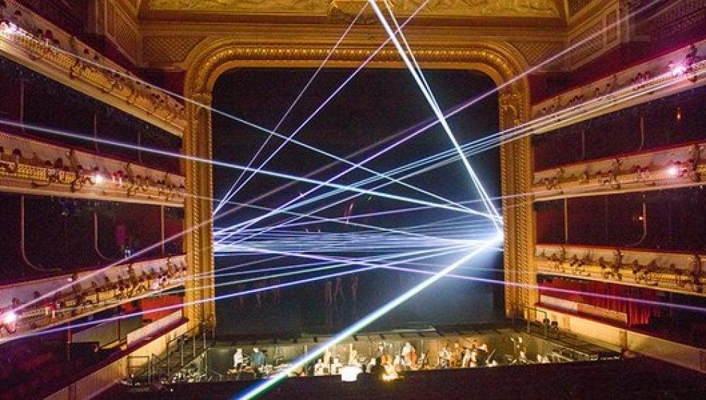 Royal Opera House de Londres