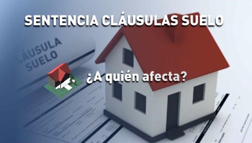 Antena 3 tv qu tengo que hacer si mi hipoteca tiene for Que tengo que hacer para reclamar la clausula suelo
