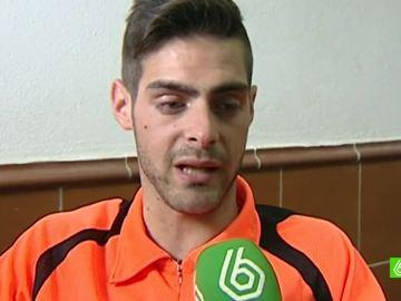 Jesús Tomillero, el árbitro homosexual que recibió insultos