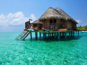 La isla de Bali en Indonesia