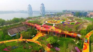 Floreciendo en China (11-04-2016)