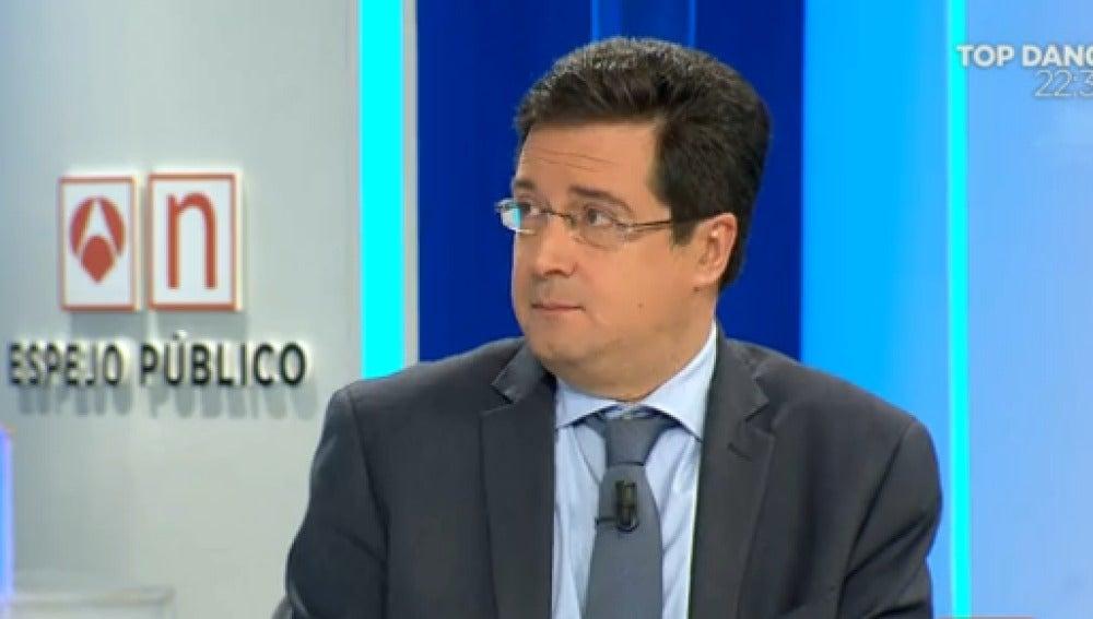 Óscar López en Espejo Público