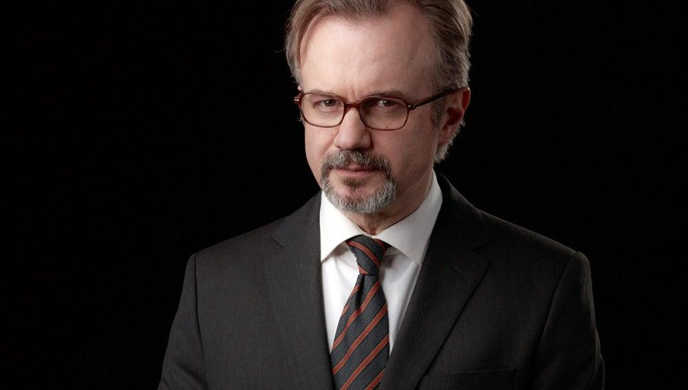Tristán Ulloa es Bernardo, el cónsul