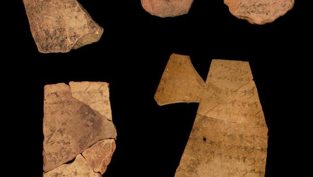 Las inscripciones han sido datadas de unos 600 años a.C.