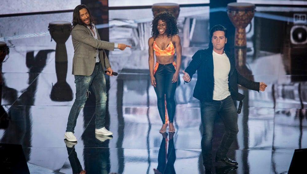 Segunda gala de casting de 'Top Dance'