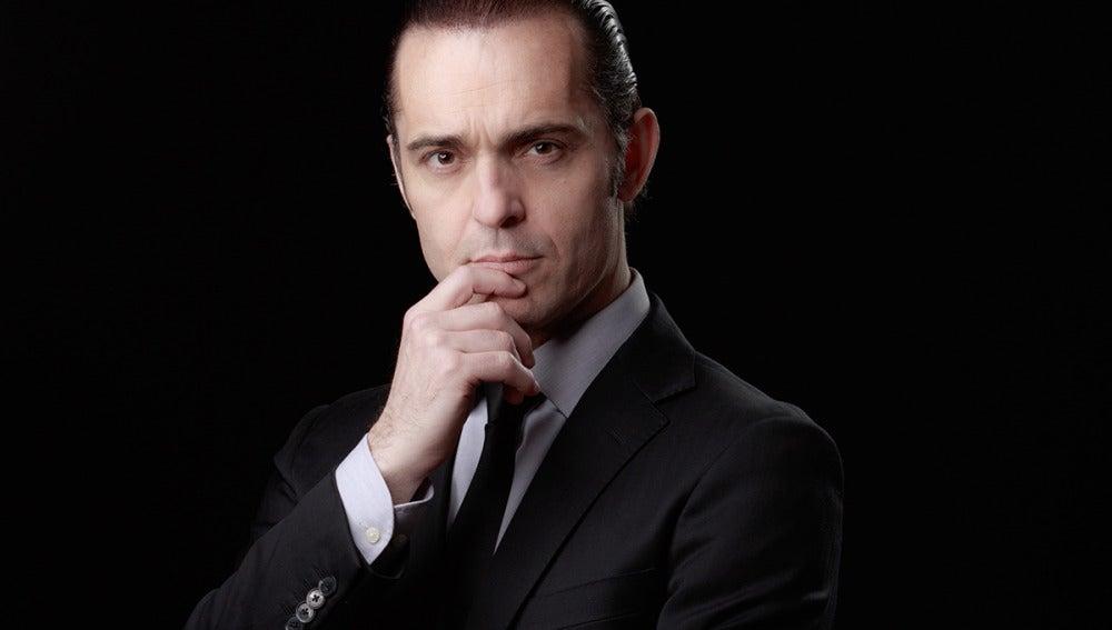 Pedro Alonso es Villar, jefe de seguridad