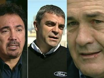 Hugo Sánchez, Sanchís y Gordillo, en Champions Total