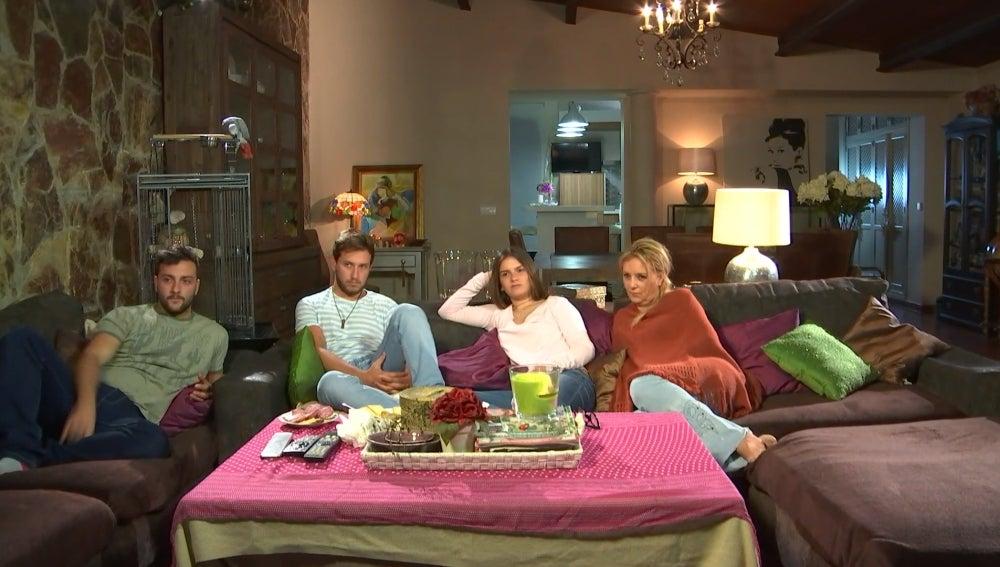 La familia Berenguer en 'Aquí mando yo'