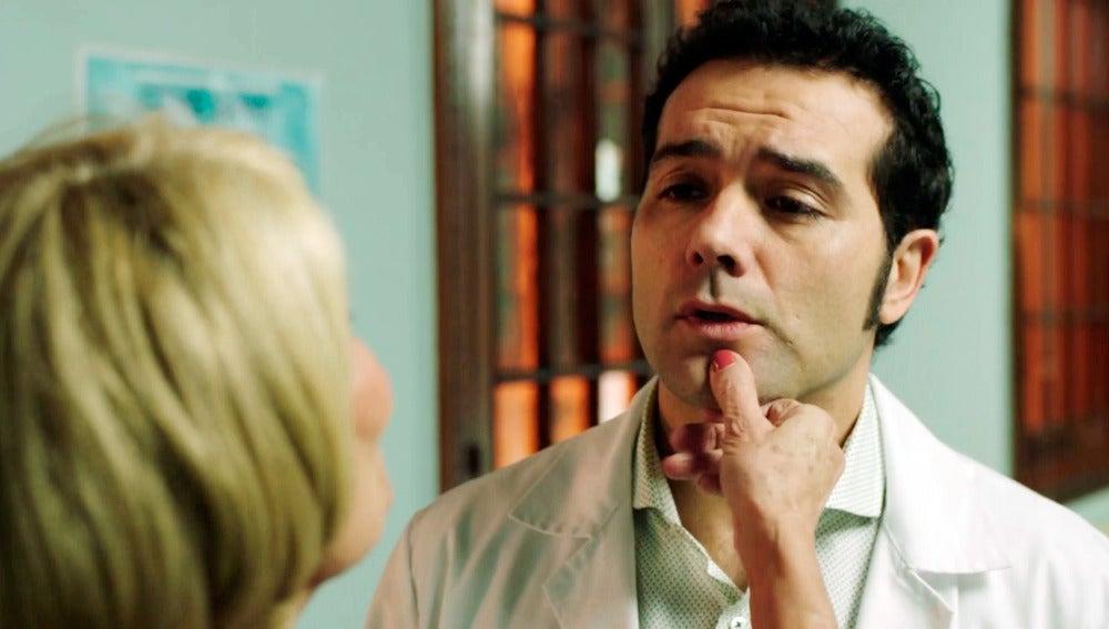 Rober, ¿el nuevo director de la clínica?