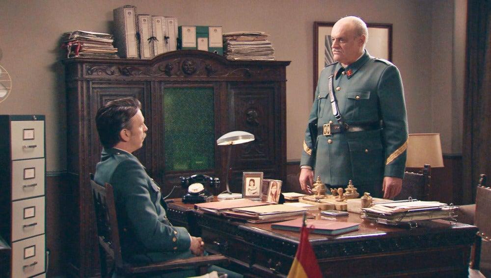 El sargento Gervasio