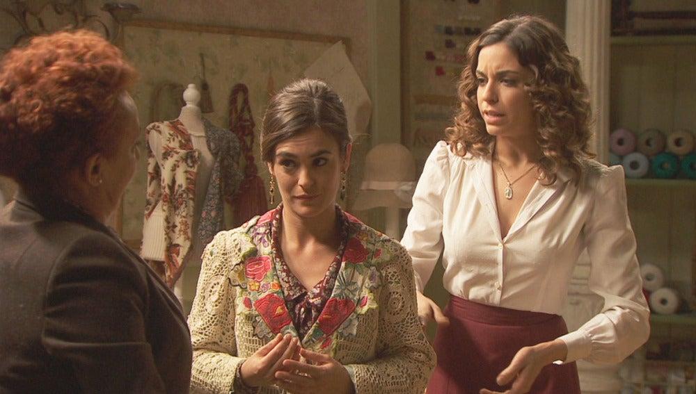 Mariana y Gracia