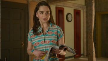 Emilia Clarke es Louisa en 'Antes de ti'