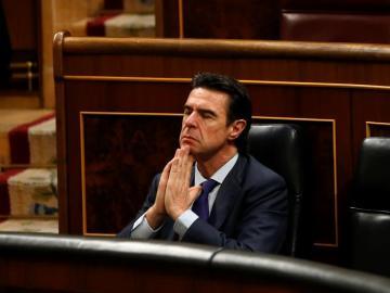 José Manuel Soria, último ministro de Industria del Gobierno de Rajoy