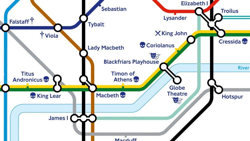 Metro Plano de Londres, edición especial