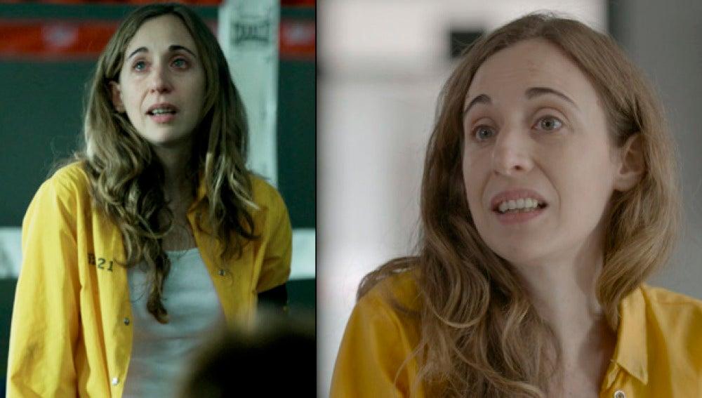 """Marta Aledo: """"Me ha gustado contar una capa más de Tere y de su pasado"""""""