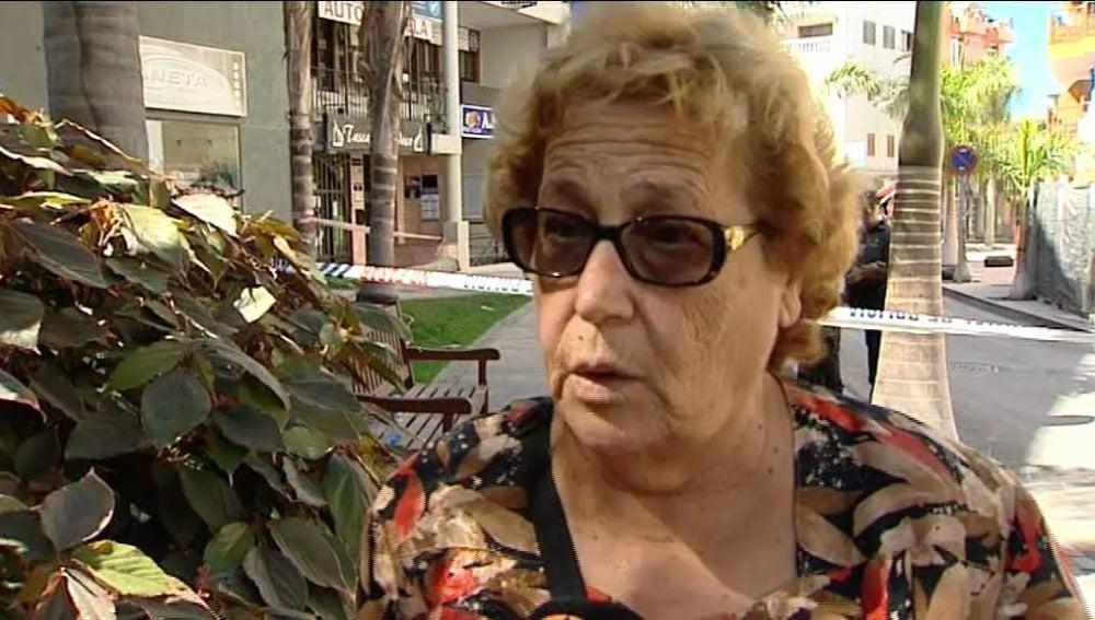 """Una de las vecinas afectadas: """"Fue impresionante, los escombros bloqueaban mi puerta"""""""