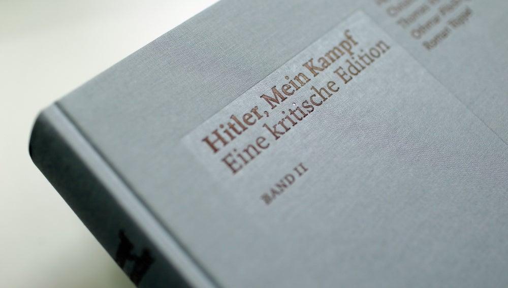 Versión crítica del 'Mein Kampf' de Hitler