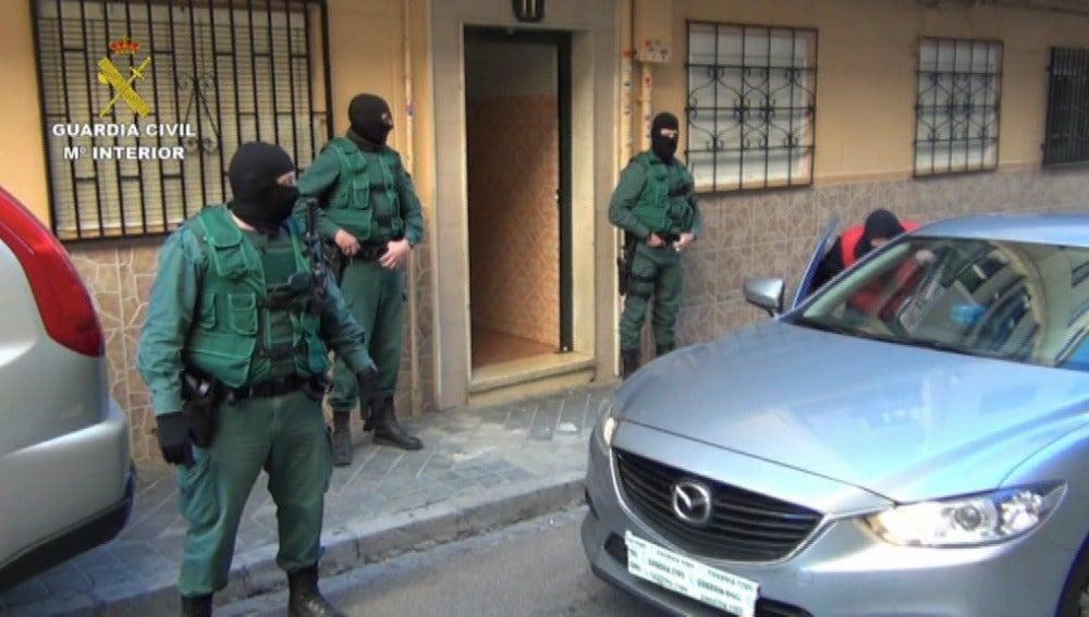 Uno de los detenidos por su relación con Daesh en Granada es hermano de un terrorista