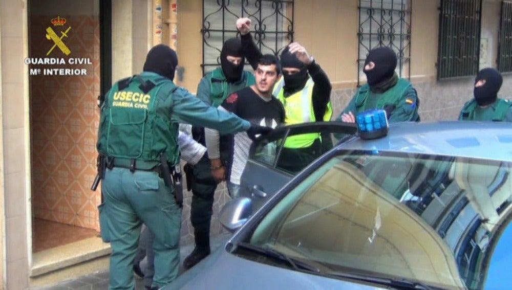 Detenidas dos personas en Algeciras por su vinculación con Daesh