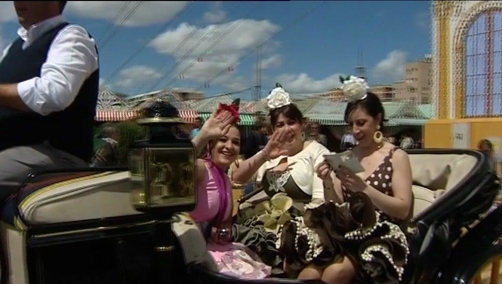 Sevilla se despide de la Feria de Abril con récord de visitantes