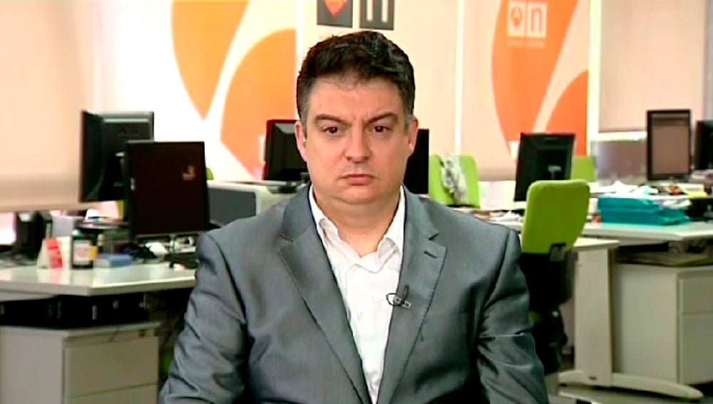 Javier López, presidente de Credit Services