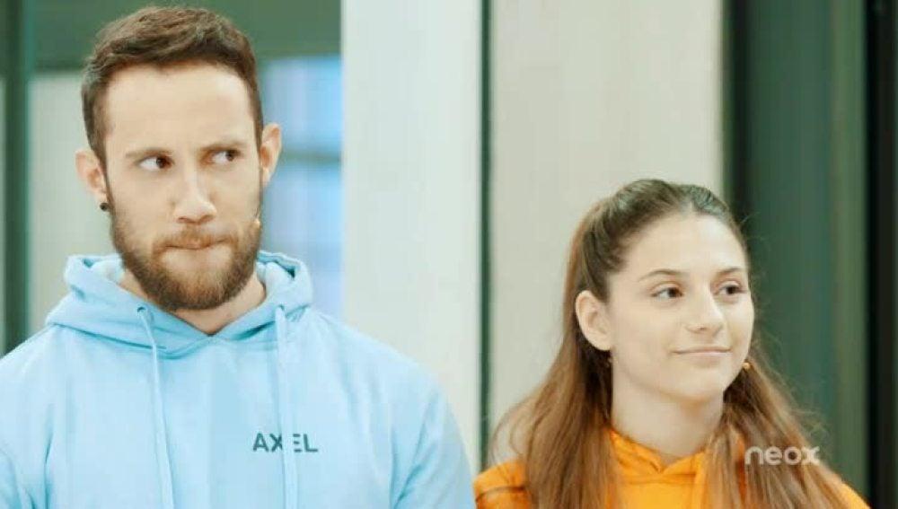 Axel y Noelia