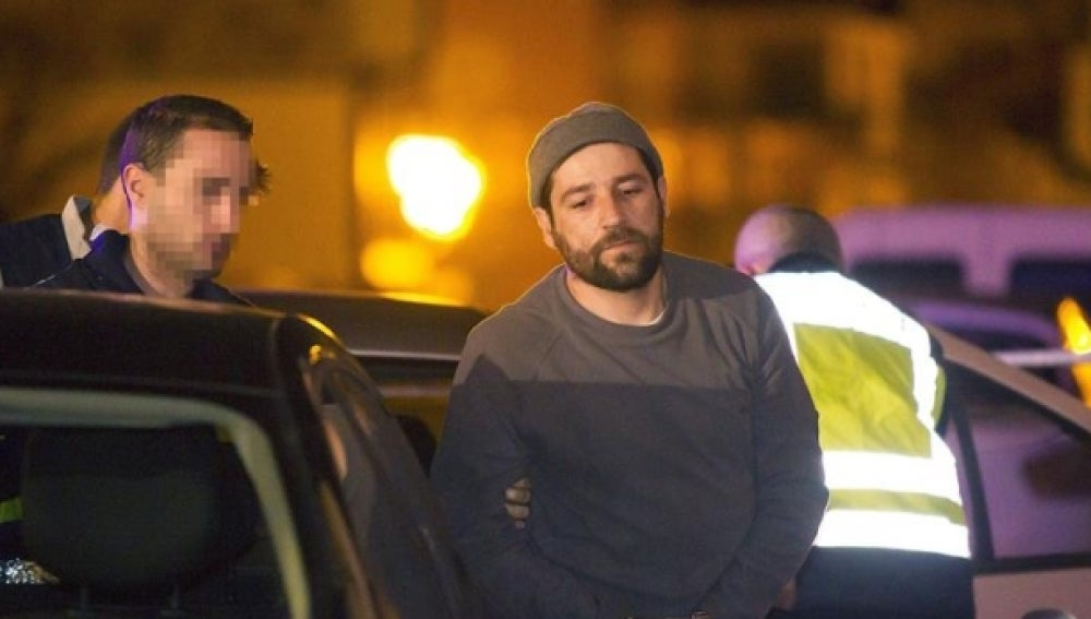 El acusado por estrellar su coche contra la sede del PP en Génova