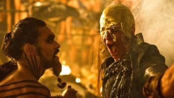 Khal Drogo en 'Juego de Tronos'