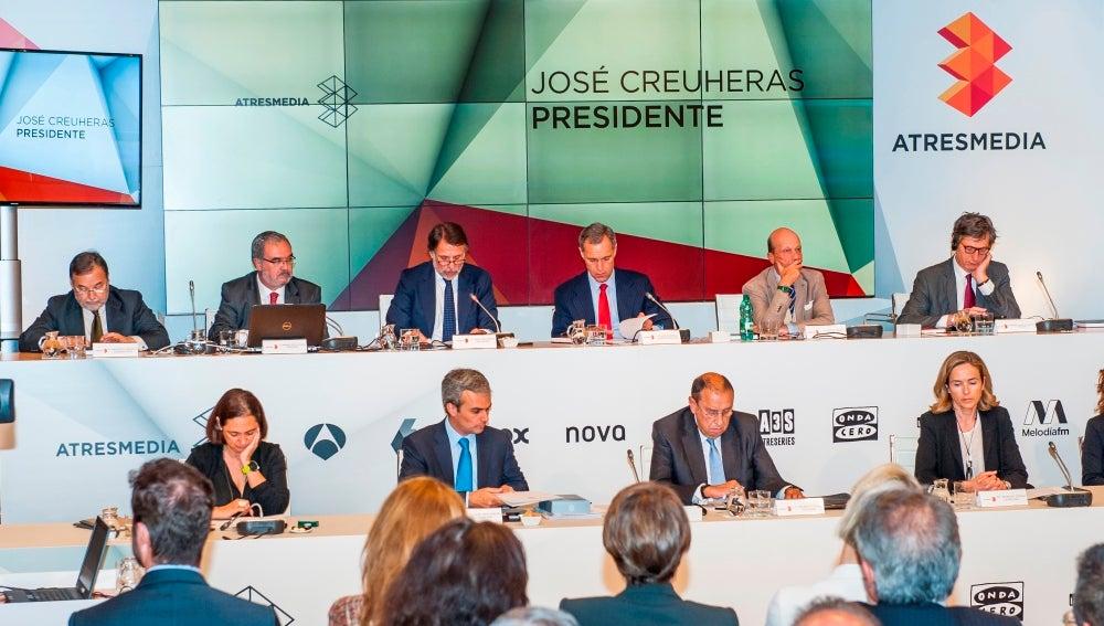 Junta General de Accionistas de Atresmedia