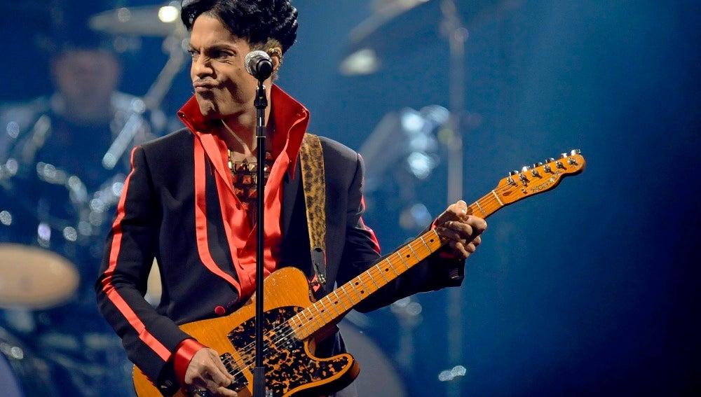El cantante y compositor estadounidense Prince